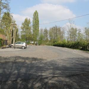 Renovation du Parking.