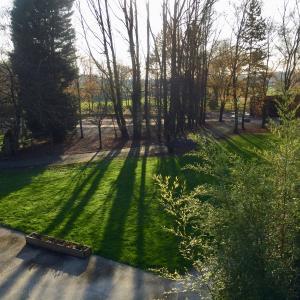 Les 4 jardins des 4 salles en Décembre