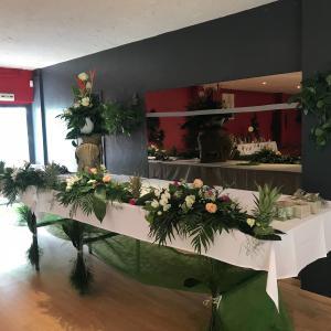 Vin d'honneur Peuplier et Mariage salle Erable