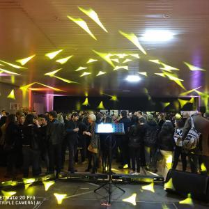 2019 SALLE DALI  et PEUPLIER AVEC DANCE FLOOR ET BLIND TEST POUR TOUS !