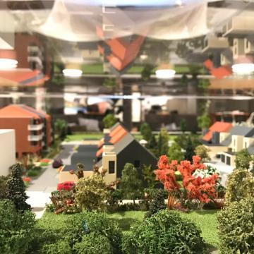 Salle Cerisier lancement commercial