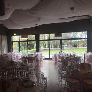 Mariage salle Cerisier