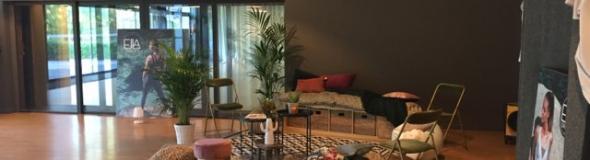Vous souhaitez organiser une vente ? La salle Cerisier est idéale en magasin éphémère !