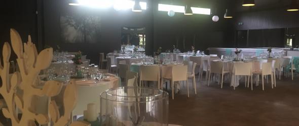 Mariage champêtre Salle Erable et Peuplier